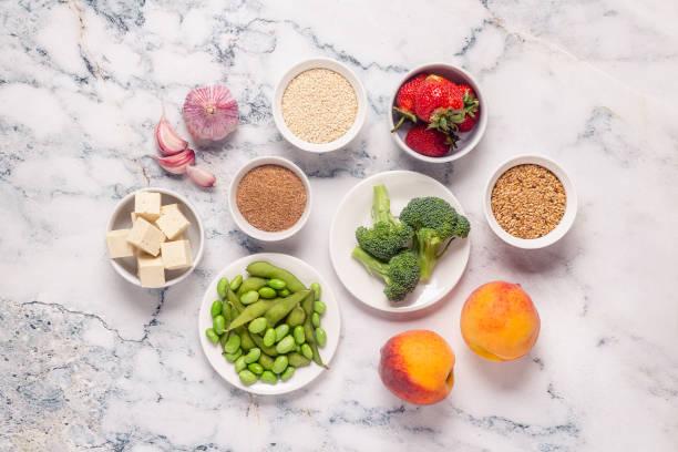 Esempio di dieta per donne in menopausa da 1400-1500 Kcal